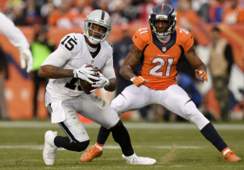 Victor Allen's Nu New Sportz: Aqib Talib Snatches Michael Crabtree's Gold, & It's Hurt Hotel For Raiders & Chip Kelly (1-2-17)