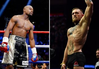 Victor Allen's Nu New Sportz: Is The Floyd Mayweather-Conor McGregor Fight Must See, Can't Wait To See, Or Maybe See TV? (6-19-17)