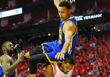 Victor Allen's Nu New Sportz: Be Afraid For Steph's Warriors (04-25-16)