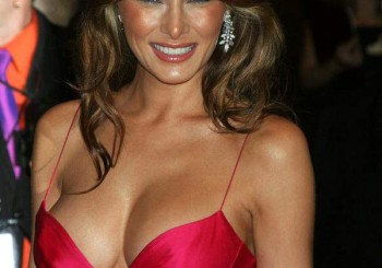 HOtt PiXX by Vic: Could Melania Trump Be The Sexiest First Lady Of All Time? (04-04-16)