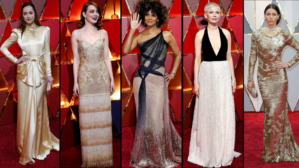 HOtt PiXX by Vic: Can The Fellas Tell The Differece Between 2017 Oscar Red Carpet Elegance vs. Strolling Failures? (2-27-17)