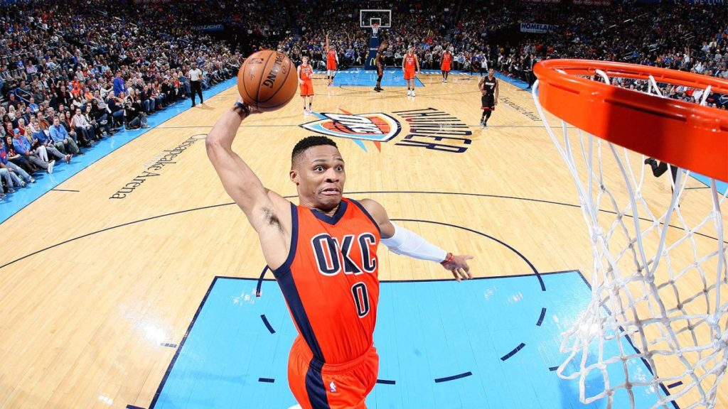 Victor Allen's Nu New Sportz: Why Russell Westbrook Won't Win NBA MVP, Best Fit For Heisman Winner Lamar Jackson (12-12-16)