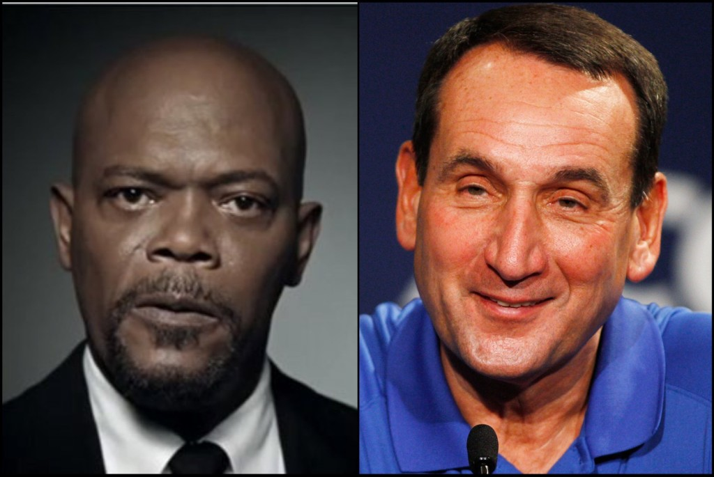 Victor Allen's Nu New Sportz: Coach K vs Samuel Jackson, Kobe Inspires Hield, Blake Returns – Not! (03-28-16)