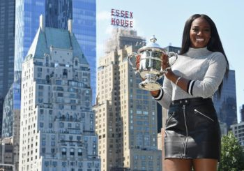 Victor Allen's Nu New Sportz: Hands Off Fellas, Sloane Stephens Has A Boo, Bestie & First U.S. Open Title! (9-11-17)