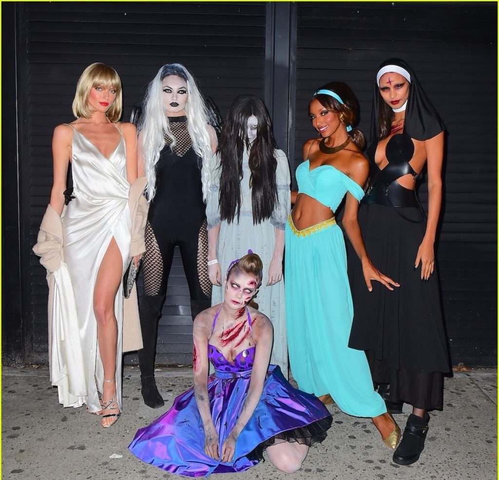 HOtt PiXX by Vic:  Best Halloween Costume Statement For Celebs; Tyga, Kylie, Katy, Ryan, Floyd, Orlando, Joanna & Rumer! (10-31-16)