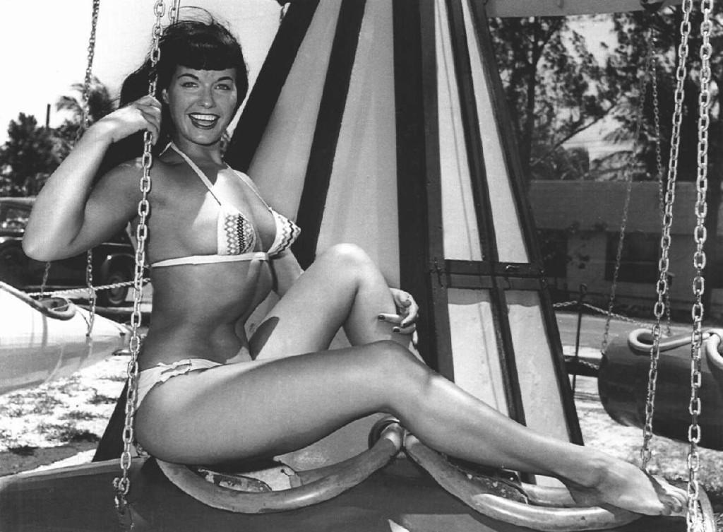 Which Female Celebrity Defines Best Bikini Decade?