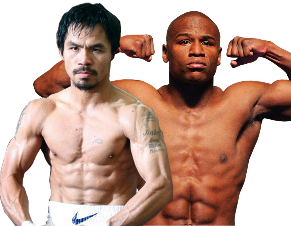 Is Pacquiao vs Mayweather The Over 35 Fight Of The Decade? OKC's Westbrook Is MVP, So Back-Off Bitches!