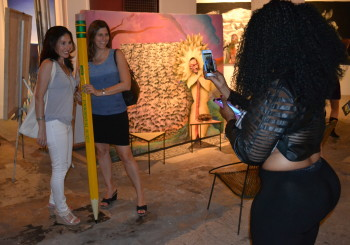 theLZ Returns To LA Artwalk