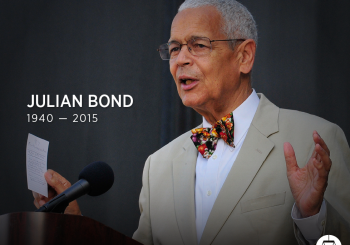 Julian Bond – A Rebel Remembered