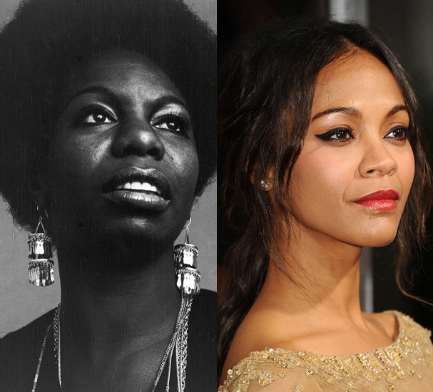 Morning Coffee With Mario: Nina Simone Controversy – Is Zoe Saldana Black Enough For You? (03-14-16)