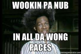 "Quiet Storm DJ Experience: ""Wookin' Pa Nub"" in all the wrong places! (10-18-16)"