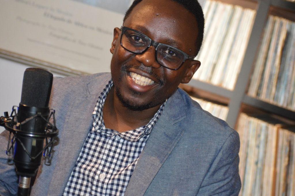 Sippin' & Schmoozin': Kenya's Champion of Music, Robert Kamanzi (12-12-16)