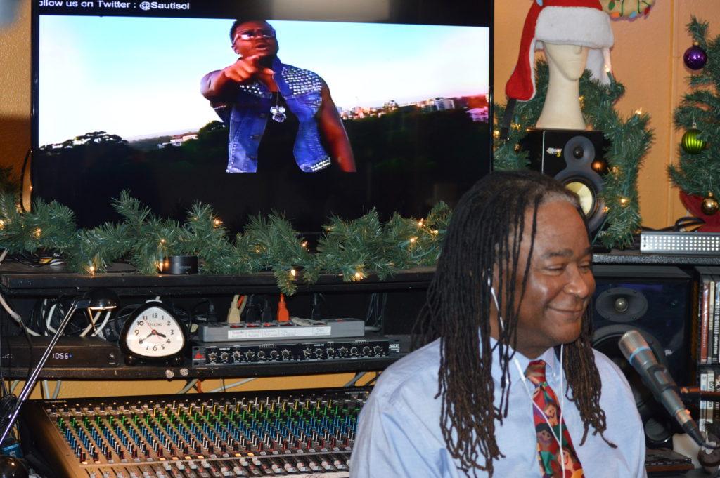 Morning Coffee With Mario (Full Show): Kenya's Champion Music Producer, Trump vs CIA (12-12-16)