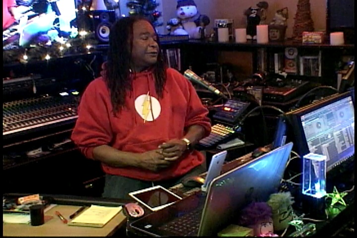 """The Quiet Storm Interactive DJ Experience: """"Looking Forward, Looking Back"""" (12-27-16)"""