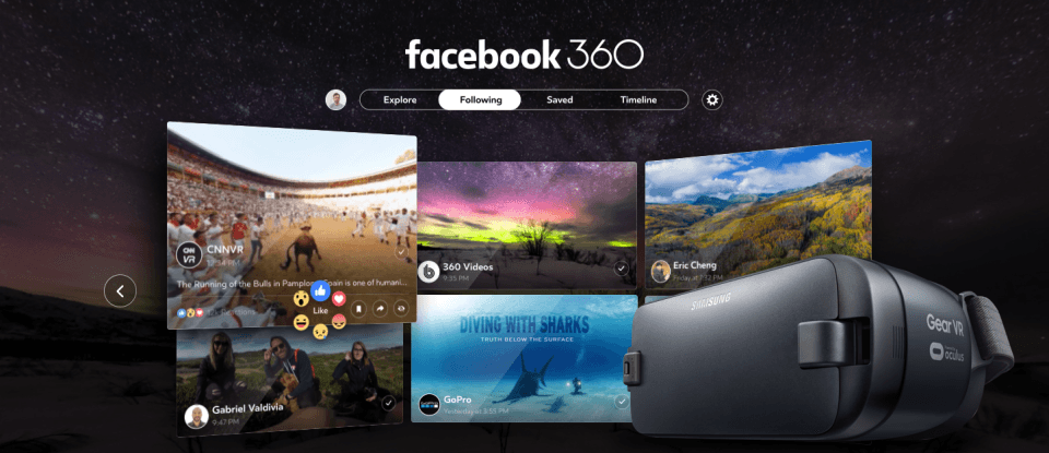 Pax Stereo Adds Facebook Live 360 Bringing A 360 Surround Experience To Upcoming Broadcasts (4-9-17)