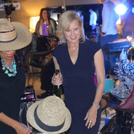 View Park 360 Premiere: A Spring Evening Sip & Schmooze With Designer Deana Hodges & Friends (4-29-17)
