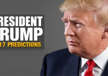 Morning Coffee With Mario Special Edition Newz: Mario's Predictions For The Trump Presidency (5-22-17)