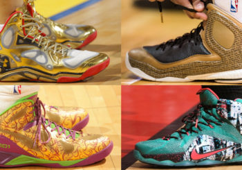 HOtt PiXX by Vic:  2018's Most Popular Atletic Shoes and Brands Selected By The Players Themselves (2-26-18)