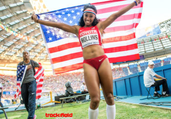 HOtt PiXX by Vic: Why Is USA's 100 Meter Hurdles The Race of the Swift and the Beautiful? (3-12-18)